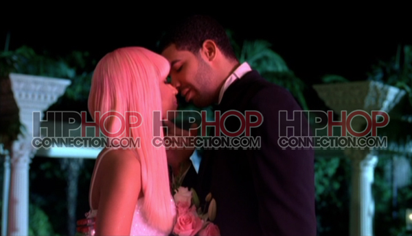Nicki Minaj & Drake– Engaged? Or just a PS?