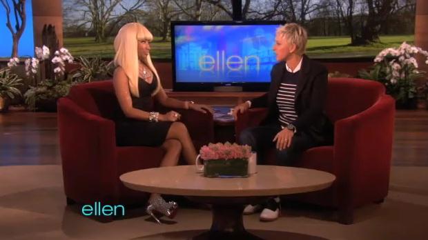 7c540602d96c Nicki Minaj in Spiked Louboutin Heels! HOT or NOT